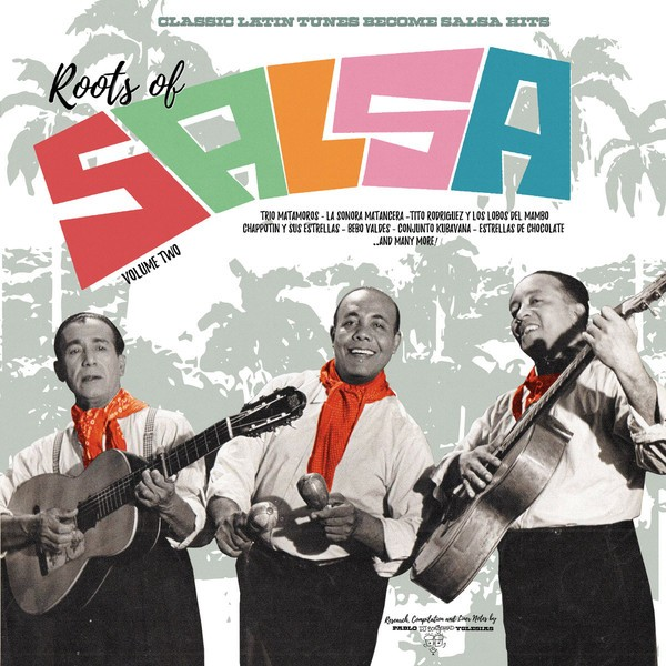 Roots of salsa 2