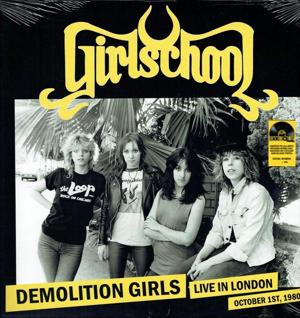 Demolition girls, Live in London