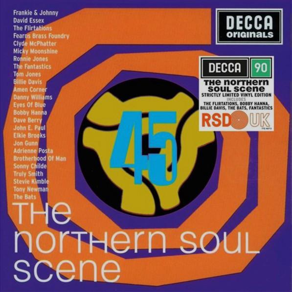 The Northern Soul Scene lp