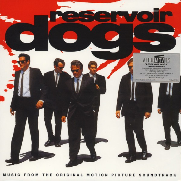 Reservoir dogs lp