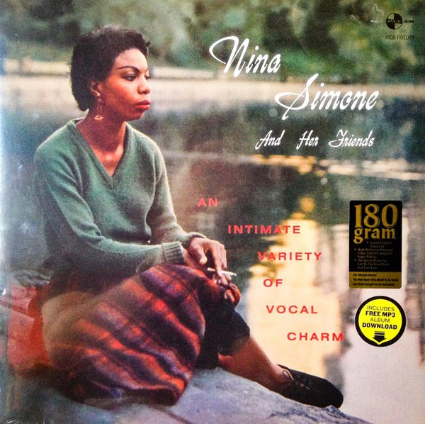 Nina Simone and his friends