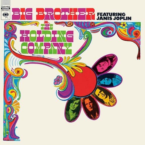 Featuring Janis Joplin
