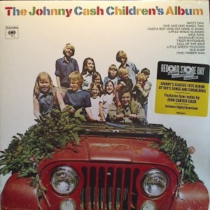 Johnny Cash Children's Album