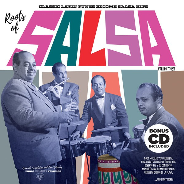 roots of salsa