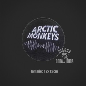Parche Arctic Monkeys
