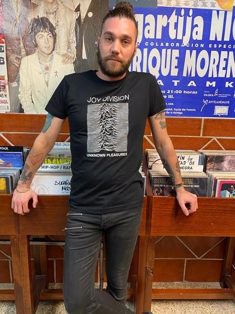 Camiseta Joy Division