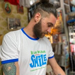 Camiseta Brian Wilson