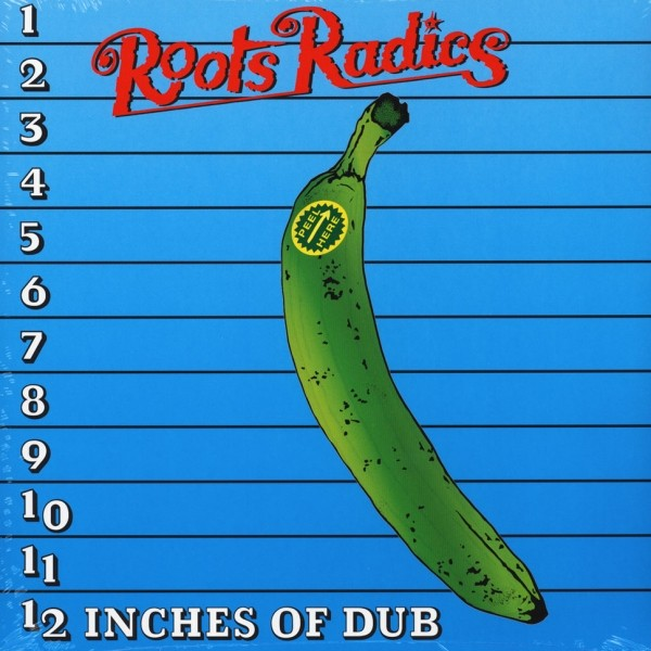 12 inches of Dub