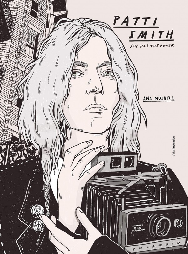 Patti Smith. She has the power
