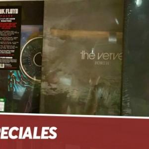 Ediciones Especiales en vinilo y Cd