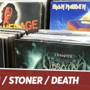 Catálogo de Metal/Trash/Stoner/Death