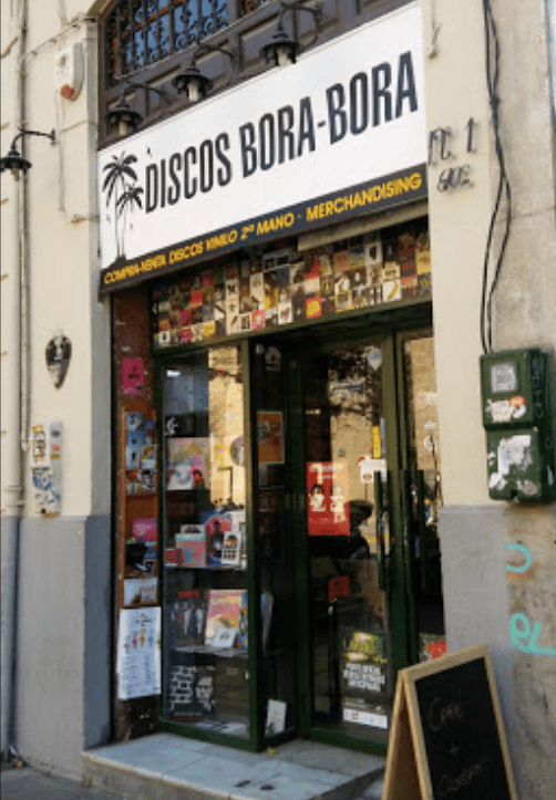 discos bora bora tienda
