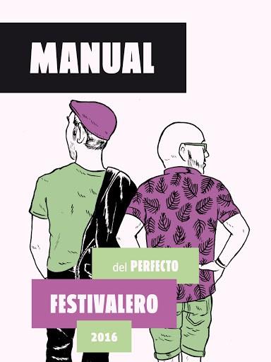 Manual del perfecto festivalero 2016