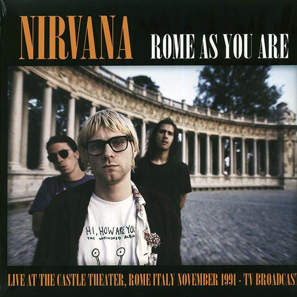 Rome as you are