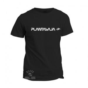 Camiseta Planta Baja chica negra