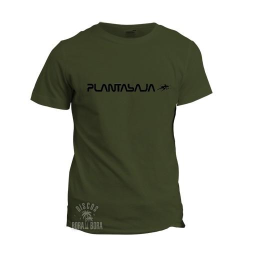 Camiseta Planta Baja verde