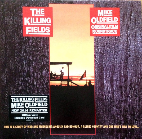 The Killing fields (Original film soundtrack) Lp