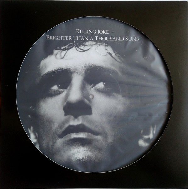 Brighter than a thousand suns Ed. limitada Picture disc