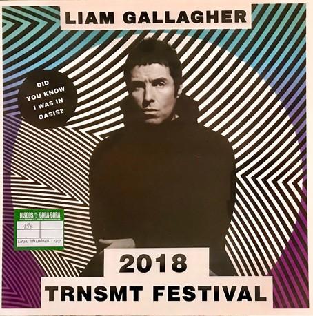 TRNSMT Festival 2018 Lp