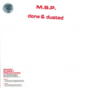 """Done & Dusted 12"""" Single RSD2020"""
