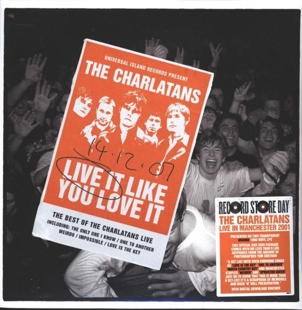 Live it like you love it 2Lp RSD2020