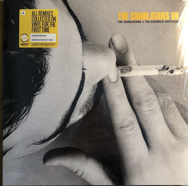 The Charlatans v. The Chemical Brothers Ep RSD2020