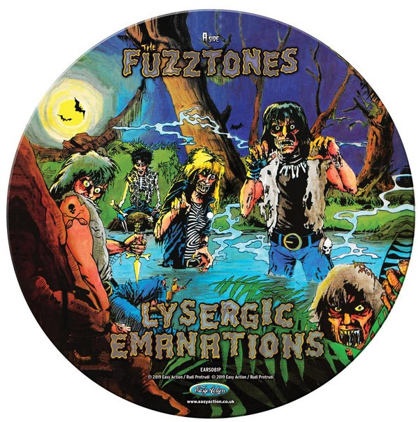 Lysergic emanations Picture disc RSD2020