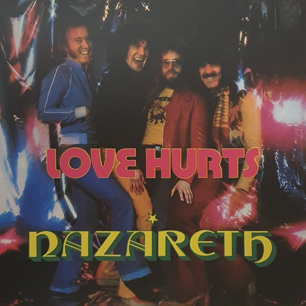 "Love Hurts 10"" Single RSD2020"