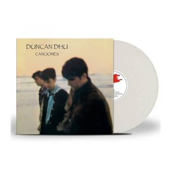 Canciones Lp color blanco + Cd