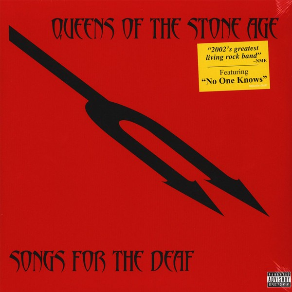 Songs for the deaf Lp