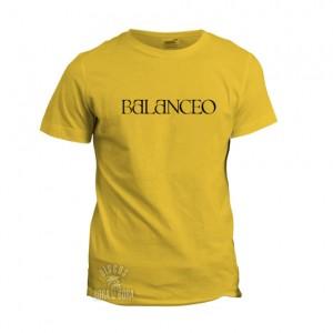 Camiseta Cala Vento Balanceo negra