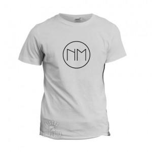 Camiseta Niños Mutantes blanca logo