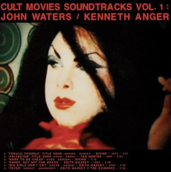 John Waters / Kenneth Anger Lp