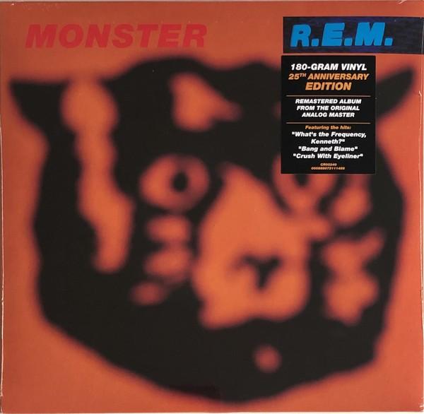 Monster Edición 25 Aniversario Lp