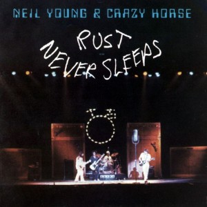 Rust never sleeps Lp