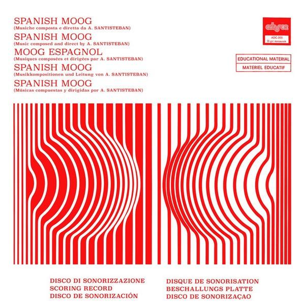 Spanish Moog Lp