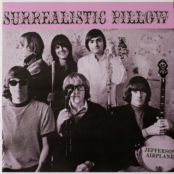 Surrealistic pillow Lp
