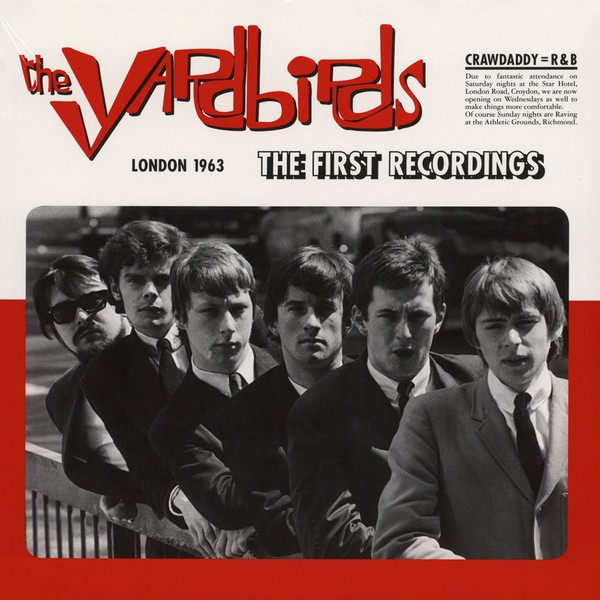 London 1963 · The First Recordings! Lp