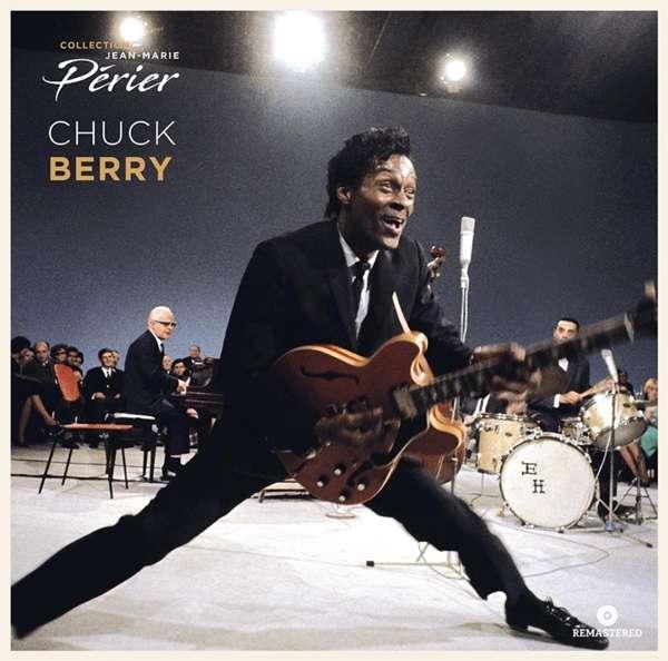 Chuck Berry Lp Collection Jean-Marie Périer