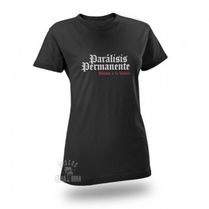 Camiseta Parálisis Permanente CHICA
