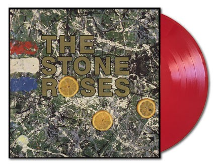 The Stone Roses Lp Ed. limitada vinilo rojo