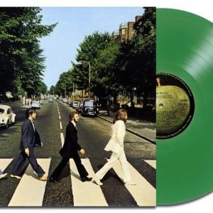 Abbey road Lp Ed. limitada vinilo verde