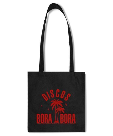 Bolso Bora-Bora negro/rojo