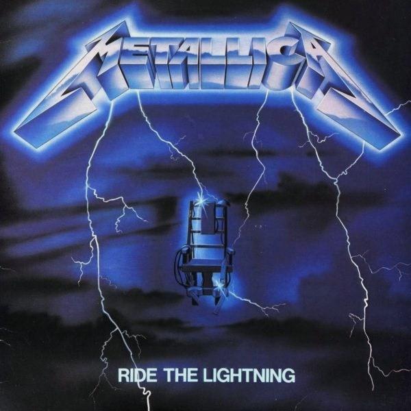 Ride the lightning Lp