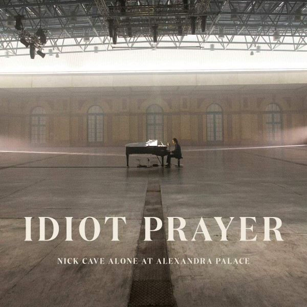 Idiot Prayer: Nick Cave alone at Alexandra Palace 2Lp
