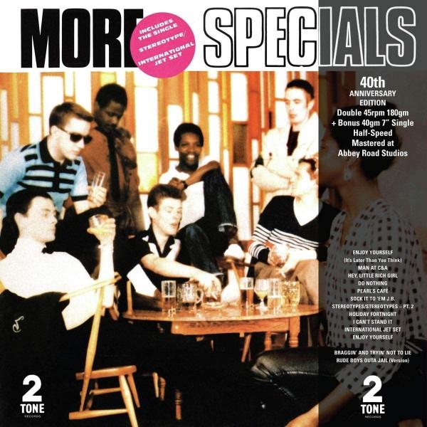 """More Specials 2Lp + 7"""" Single 40 Aniversario"""