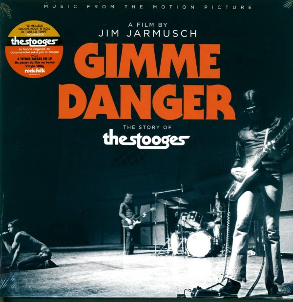Gimme Danger (Music from the motion picture) 2Lp