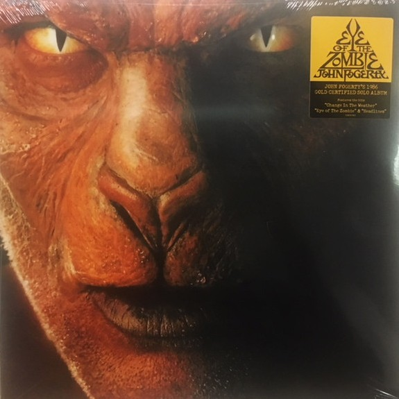 Eye of the zombie Lp