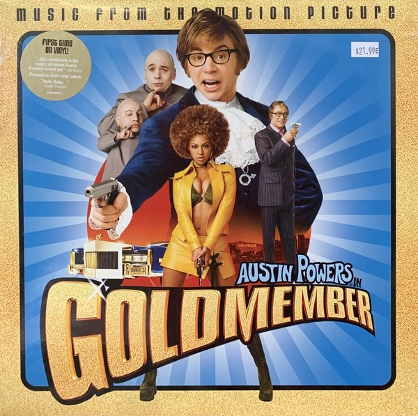 In Goldmember (Music From The Motion Picture) Lp