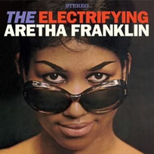 The electrifying Aretha Franklin Lp